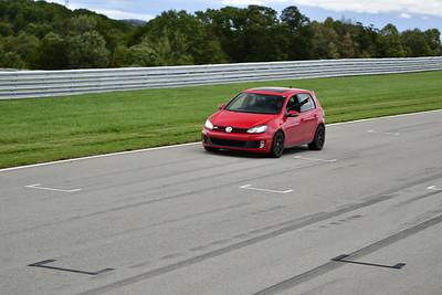 2021 SCCA TNiA Pitt Race Adv Red GTi