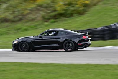 2021 SCCA TNiA Pitt Race Interm Blk Mustang 2