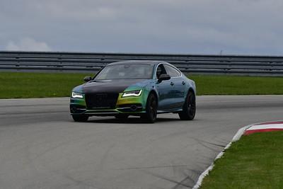 2021 SCCA TNiA Pitt Race Interm Green Audi