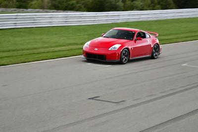 2021 SCCA TNiA Pitt Race Interm Red NISSAN