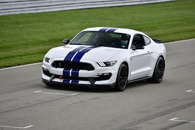 2021 SCCA TNiA Pitt Race Interm Wht Mustang