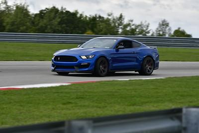 2021 SCCA TNiA Pitt Race Nov Blu Mustang Cobra