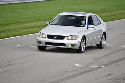 2021 SCCA TNiA Pitt Race Nov Silver Lexus