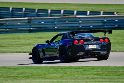 2021 SCCA Pitt Race Adv Blk Vette Wing