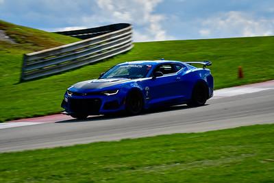 2021 SCCA Pitt Race Adv Blu Camaro Wing