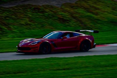 2021 SCCA Pitt Race Adv Copper Vette