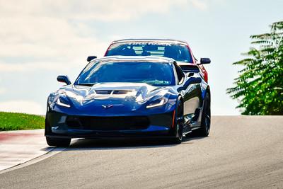 2021 SCCA Pitt Race Adv Dk Gray Vette