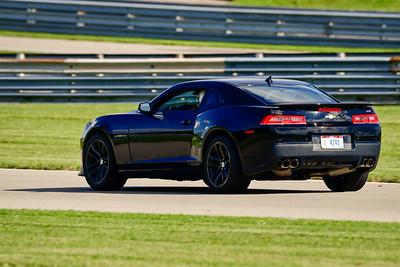 2021 SCCA Pitt Race Int Blk Camaro