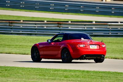 2021 SCCA Pitt Race Int Dk Red Miata