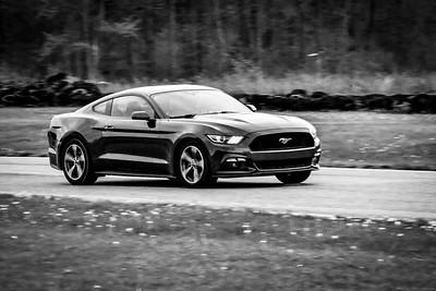 21 SCCA TNiA Nelson Adv Burgandy Mustang
