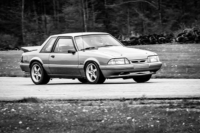 21 SCCA TNiA Nelson Int Teal Mustang