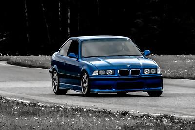 21 SCCA TNiA Nelson Blu BMW M3