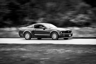 21 SCCA TNiA Nelson Burgandy Mustang Blk Stripe