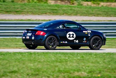 2021 SCCA Pitt Race TT Tour Blk Audi 22