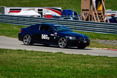 2021 SCCA Pitt Race TT Tour Blk BMW 507