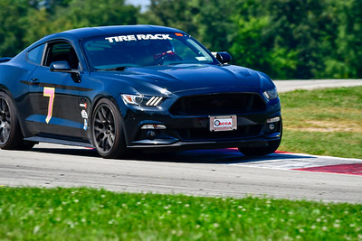 2021 SCCA Pitt Race TT Tour Blk Mustang 7