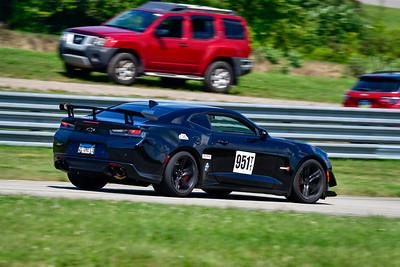 2021 SCCA Pitt Race TT Tour Blk Camaro 951