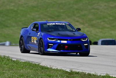2021 SCCA Pitt Race TT Tour Blu Camaro 11-5