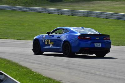 2021 SCCA Pitt Race TT Tour Blu Camaro 11-26
