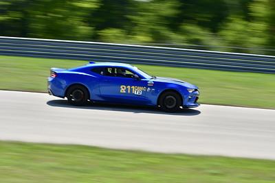2021 SCCA Pitt Race TT Tour Blu Camaro 11-14