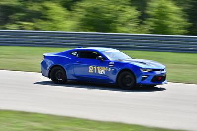 2021 SCCA Pitt Race TT Tour Blu Camaro 11-15