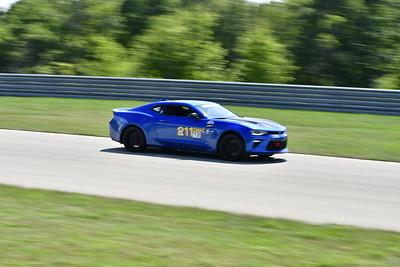 2021 SCCA Pitt Race TT Tour Blu Camaro 11-11