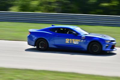 2021 SCCA Pitt Race TT Tour Blu Camaro 11-20