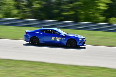 2021 SCCA Pitt Race TT Tour Blu Camaro 11-13