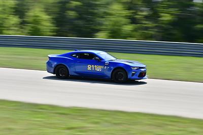 2021 SCCA Pitt Race TT Tour Blu Camaro 11-12
