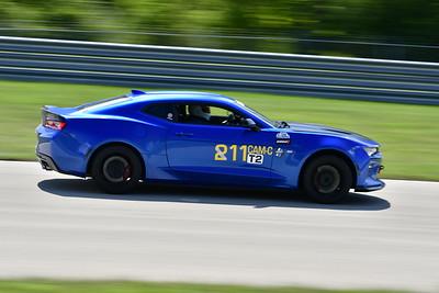 2021 SCCA Pitt Race TT Tour Blu Camaro 11-19