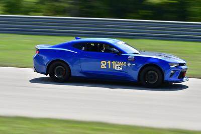 2021 SCCA Pitt Race TT Tour Blu Camaro 11-17