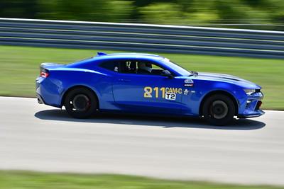 2021 SCCA Pitt Race TT Tour Blu Camaro 11-18