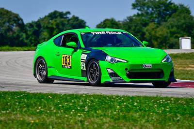 2021 SCCA Pitt Race TT Tour Green Twin 183
