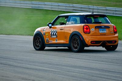 2021 SCCA Pitt Race TT Tour Orange Mini 222