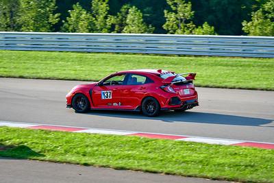 2021 SCCA Pitt Race TT Tour Red Civic 37
