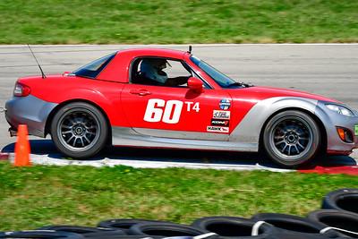 2021 SCCA Pitt Race TT Tour Red Miata 60