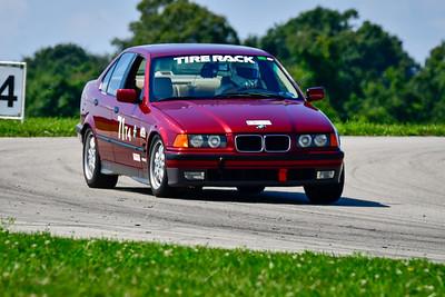 2021 SCCA Pitt Race TT Tour Burgundy BMW 71