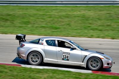 2021 SCCA Pitt Race TT Tour Silver RX8 134