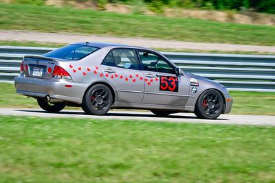 2021 SCCA Pitt Race TT Tour Silver Lexus 53