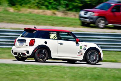 2021 SCCA Pitt Race TT Tour White Mini 383
