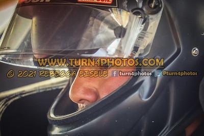 Chris Hile in car 4-10-21