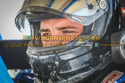 Adam Roberts in car 4-10-21