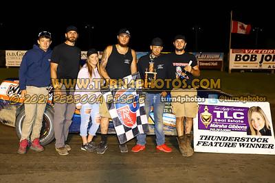 Tony Frezzo thunder stock win 2 08-27-21