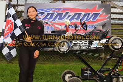 Winners Karts Can AM 08-28-13