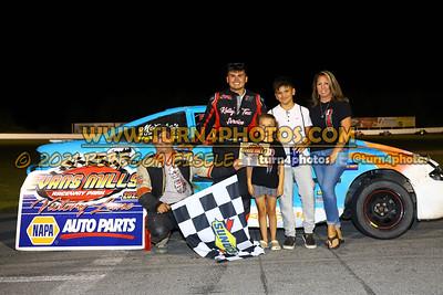 Feature winners Mills 08-28-6