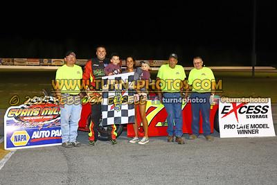 Feature winners Mills 08-28-16