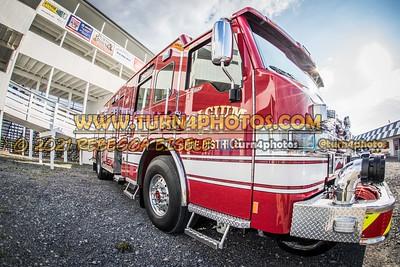 Calcium firetruck 9-11-21