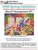2021-05 Spring Show Postcard