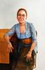 "Baca, Patricia A. ""Sitting the Show"" 2021-05, ABQ"