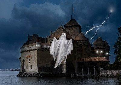 DA061,DA,The haunted castle